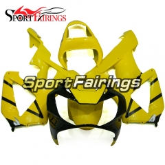 Fairing Kit Fit For Honda CBR900RR 929 2000 - 2001 Yellow Black