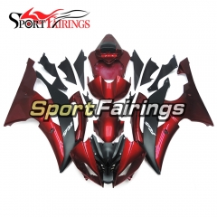 Fairing Kit Fit For Yamaha YZF R6 2008 - 2016 - Red Black