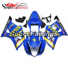 Fairing Kit Fit For Suzuki GSXR1000 K3 2003 - 2004 - Blue