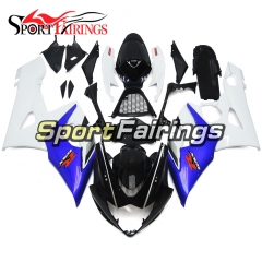 Fairing Kit Fit For Suzuki GSXR1000 K5 2005 - 2006 - Blue White Black