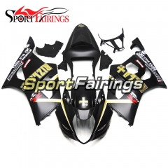 Fairing Kit Fit For Suzuki GSXR1000 K3 2003 - 2004 - Black Gold