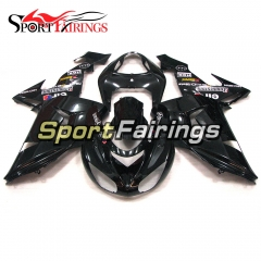 Fairing Kit Fit For Kawasaki ZX10R 2006 - 2007 -Gloss Black