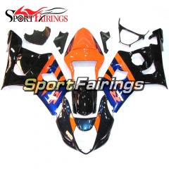 Fairing Kit Fit For Suzuki GSXR1000 K3 2003 - 2004 - Orange Black