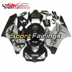 Fairing Kit Fit For Honda CBR1000RR 2004 - 2005 - Grey Black