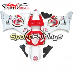 Fairing Kit Fit For Suzuki GSXR1000 K3 2003 - 2004 - Red White
