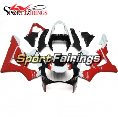 Fairing Kit Fit For Honda CBR900RR 929 2000 - 2001 - Black Red White
