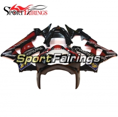 Fairing Kit Fit For Honda CBR900RR 929 2000 - 2001 Black Red