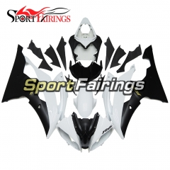 Fairing Kit Fit For Suzuki GSXR1000 K5 2005 - 2006 - Black White