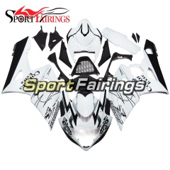Fairing Kit Fit For Suzuki GSXR1000 K5 2005 - 2006 - White Black