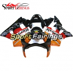 Fairing Kit Fit For Honda CBR900RR 929 2000 - 2001 Black Repsol
