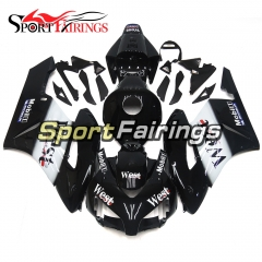 Fairing Kit Fit For Honda CBR1000RR 2004 - 2005 - Black White