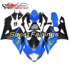 Fairing Kit Fit For Suzuki GSXR1000 K5 2005 - 2006 - Blue Black