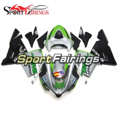 Fairing Kit Fit For Kawasaki ZX10R 2004 - 2005 -Pull Bear Sliver Green