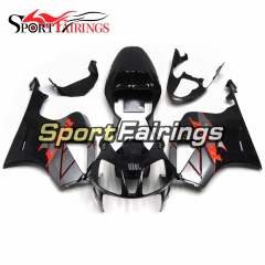 Fairing Kit Fit For Honda VTR1000 RC51 SP1 SP2 2000 - 2006 - Black Grey