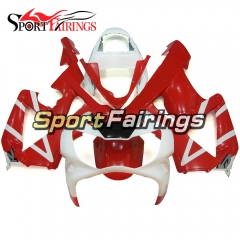 Fairing Kit Fit For Honda CBR900RR 929 2000 - 2001 Red White