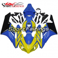 Fairing Kit Fit For Honda CBR1000RR 2004 - 2005 - Yellow Blue