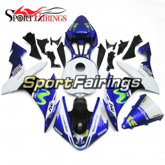 Fairing Kit Fit For Yamaha YZF R1 2004 - 2006 - White Blue