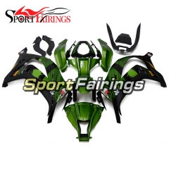 Fairing Kit Fit For Kawasaki ZX10R 2011 - 2015 -Green Shark