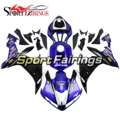 Fairing Kit Fit For Yamaha YZF R1 2004 - 2006 - Blue Black