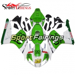 Fairing Kit Fit For Honda CBR1000RR 2006 - 2007 -  GO 29 Green White