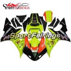 Fairing Kit Fit For Yamaha YZF R1 2002 2003 - Green Black