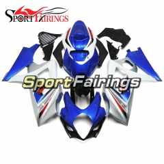 Fairing Kit Fit For Suzuki GSXR1000 K7 2007 - 2008 - Blue Grey