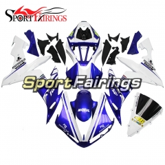 Fairing Kit Fit For Yamaha YZF R1 2004 - 2006 - Blue White