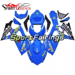 Fairing Kit Fit For Suzuki GSXR1000 K7 2007 - 2008 - Blue