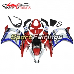 Fairing Kit Fit For Kawasaki ZX10R 2011 - 2015 -White Red Blue