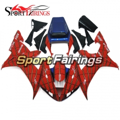 Fairing Kit Fit For Yamaha YZF R1 2002 2003 - Spider Man Design