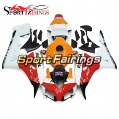 Fairing Kit Fit For Honda CBR1000RR 2006 - 2007 -  Orange White Red