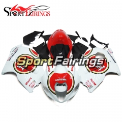 Fairing Kit Fit For Suzuki GSXR1300 Hayabusa 1997 - 2007 - White Red