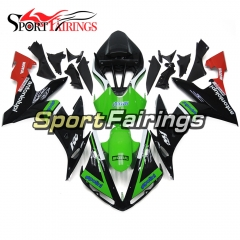 Fairing Kit Fit For Yamaha YZF R1 2004 - 2006 - Green Black