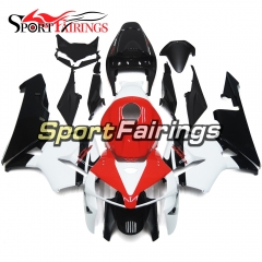 Fairing Kit Fit For Honda CBR600RR F5 2005 - 2006 - Black Red White