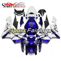Fairing Kit Fit For Honda CBR600RR F5 2005 - 2006 - Blue White FIAT