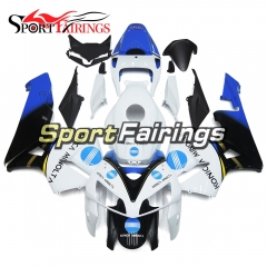 Fairing Kit Fit For Honda CBR600RR F5 2005 - 2006 - Blue White Black