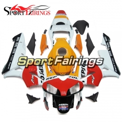 Fairing Kit Fit For Honda CBR600RR F5 2003 - 2004 - Red White Yellow Black