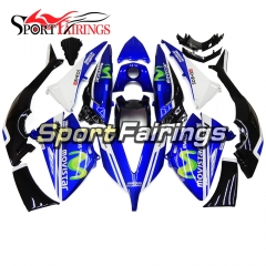 Fairing Kit Fit For Yamaha TMAX530 2015 - Blue White