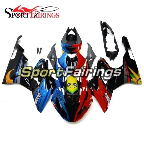 Fairing Kit Fit For BMW S1000RR 2015 2016 - SHARK ATTACK EDITION