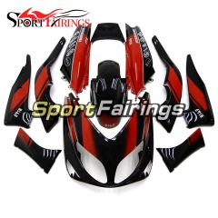 Fairing Kit Fit For Yamaha TMAX500 2001 - 2007 - Red Black