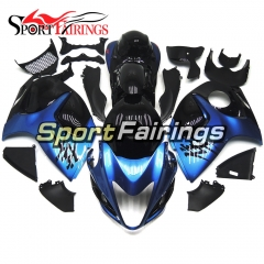 Fairing Kit Fit For Suzuki GSXR1300 Hayabusa 2008 - 2016 - Blue Black