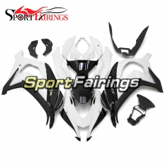 Fairing Kit Fit For Kawasaki ZX10R 2016 2017 -White Black