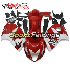 Fairing Kit Fit For Suzuki GSXR1300 Hayabusa 2008 - 2016 - Red White