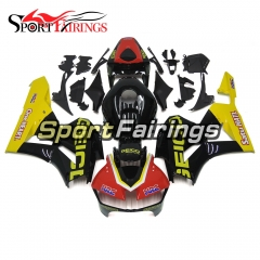 Fairing Kit Fit For Honda CBR600RR F5 2013 - 2016 - Black Yellow Red