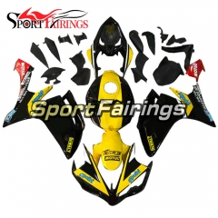 Fairing Kit Fit For Yamaha YZF R1 2007 2008 - Yellow Black