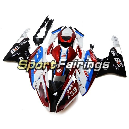 Fairing Kit Fit For BMW S1000RR 2015 2016 - Red Blue White Black