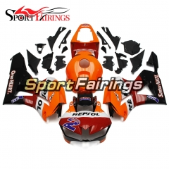 Fairing Kit Fit For Honda CBR600RR F5 2013 - 2016 - Orange Black