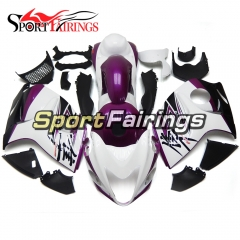Fairing Kit Fit For Suzuki GSXR1300 Hayabusa 2008 - 2016 - White Purple