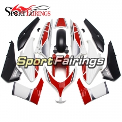 Fairing Kit Fit For Yamaha TMAX500 2008 - 2011 - White Red