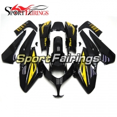 Fairing Kit Fit For Yamaha TMAX500 2008 - 2011 - Gloss Black Gold